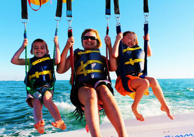 Parasailing Madeira Beach Johns Pass